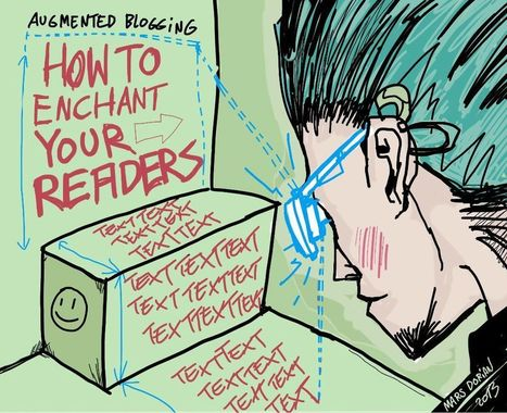 What a blog post will look like in 2020 | In-Bound Marketer & Business Unbound | Scoop.it