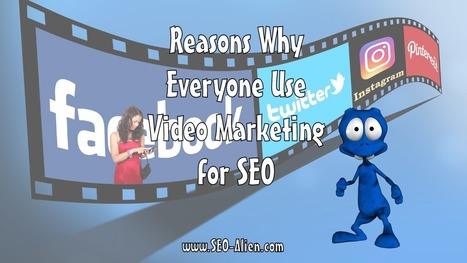 6 Reasons Why Everyone Use Video Marketing for SEO | Allround Social Media Marketing | Scoop.it