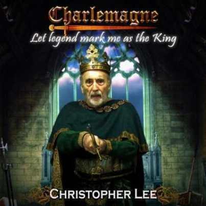 90-Year-Old Acting Legend CHRISTOPHER LEE To Release '100% Heavy Metal' Album | Heavy Metal | Scoop.it