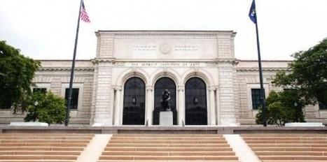 Et si Detroit vendait ses oeuvres d'art pour éponger ses dettes ? | Economie et Finance | Scoop.it