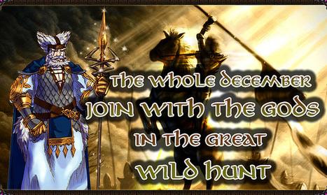 Appirits announced 'the Wild Hunt' in Einherjar - The Viking's Blood | PressReleasePoint | Einherjar - The Viking's Blood | Scoop.it