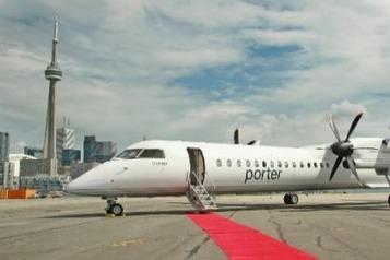 Porter Airlines fait équipe avec Singapore Airlines - LesAffaires.com | AFFRETEMENT AERIEN KEVELAIR | Scoop.it
