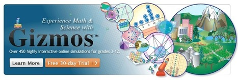 Gizmos! Online simulations that power inquiry and understanding. | UDL & ICT in education | Scoop.it