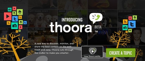 Thoora | Educational Technology and Sustainability | Scoop.it