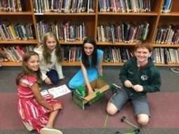 Library Media Center Fosters Learning, Creativity and Problem-Solving at Old Turnpike School – Unlock Student Potential | School Library Learning Commons | Scoop.it