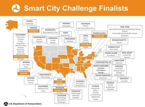 These 7 American Cities Will Compete for $40 Million to Create Transportation Utopias | Strategy Matrix | Scoop.it