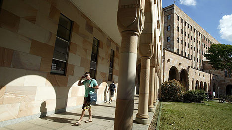 Queensland unis to teach online for free | Educational Technology in Higher Education | Scoop.it