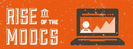Infographic: Rise of the MOOCs | MOOCs - who benefits? | Scoop.it