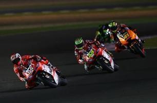Crutchlow, Dovizioso join Ducati test | Ductalk Ducati News | Scoop.it