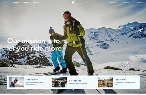 5 sites e-commerce pour votre inspiration – #40 | Web Increase | Scoop.it