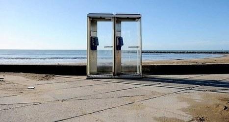 La cabine téléphonique, un monument en péril | O.B.N.I | Scoop.it