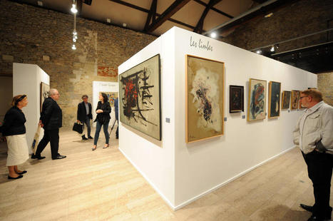 Boulogne : une exposition pour comprendre l'œuvre de Mathieu | Tourisme Boulogne-sur-Mer | Scoop.it
