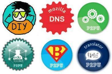 P2PU | P2PU Badge Maker | Edtech for Schools | Scoop.it