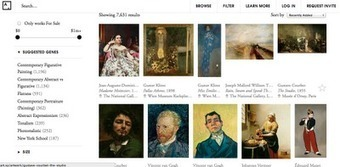 Free Technology for Teachers: Discover the World's Great Art on Art.sy   History 2[+or less 3].0   Scoop.it