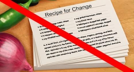 OD Is Not A Recipe!   Organisation Development   Scoop.it
