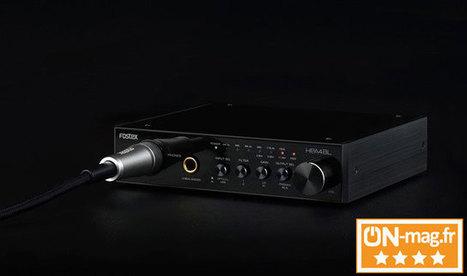 Test ampli casque et DAC Fostex HP-A4BL : un HP-A4 en mode sédentaire, encore plus audiophile et puissant | ON-TopAudio | Scoop.it