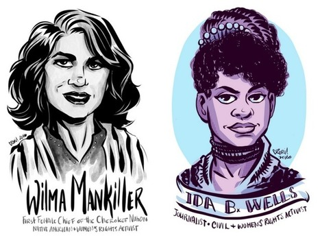 17 amazing women who probably aren't in history books, but should be. | New learning | Scoop.it