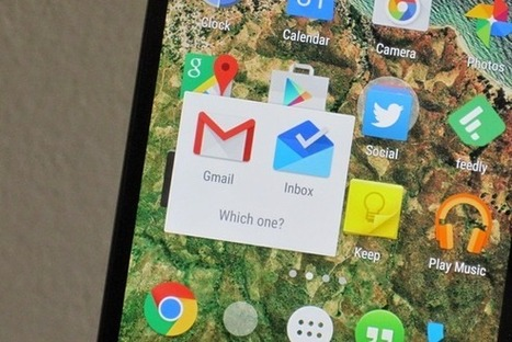 Inbox vs. Gmail 5.0: Which one is right for you? | Life @ Work | Scoop.it