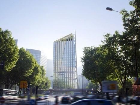 Bientôt une résidence étudiante signée Jean Nouvel à La Défense | Dans l'actu | Doc' ESTP | Scoop.it