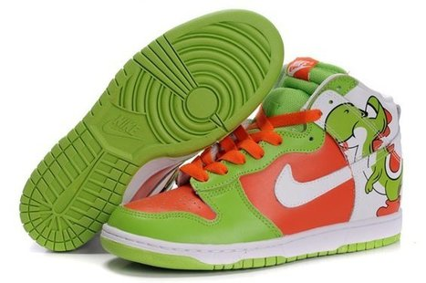purchase cheap 21537 3b008 Nike-Dunk-SB-2012-Ny-High-Cut-Herr-Skor-Pa-Natet-Brass-Mdnki-Gron-orange-Vit.jpg  (667x443 pixels)