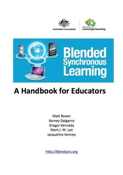 Handbook | blendsync.org | Ongoing PD | Scoop.it