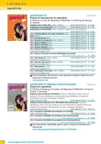GENIAL KLICK A1 ARBEITSBUCH PDF DOWNLOAD