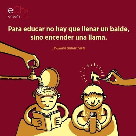 OTRA∃DUCACION: Educar: ¿cuestión de meter o de sacar? | Educación 2.0. | Scoop.it