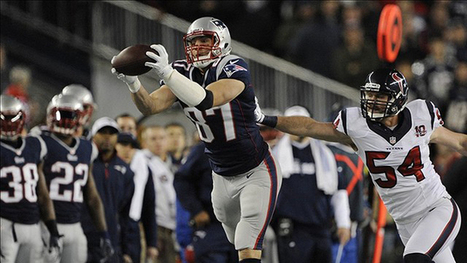 Fantasy Football 2013: Who Will Rob Gronkowski's Injury Affect Most? - Rant Sports | This Week in Gambling - Fantasy Sports | Scoop.it