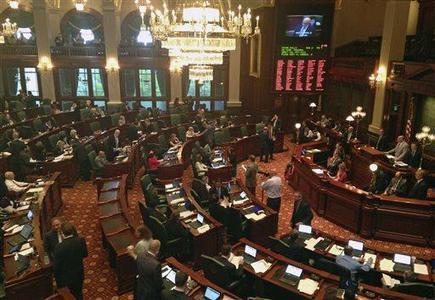 Our Opinion: Political tricks won't get Illinois a balanced budget | Illinois Legislative Affairs | Scoop.it