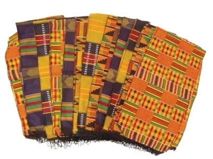 Teaching algorithms through kente cloth | Supporting Problem Based Instruction | Scoop.it