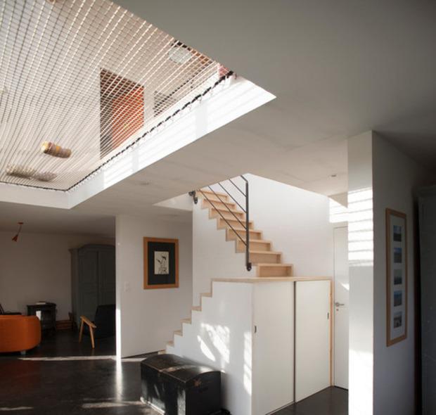 10 rangements malins pour tirer parti d'un escalier | La Revue de Technitoit | Scoop.it