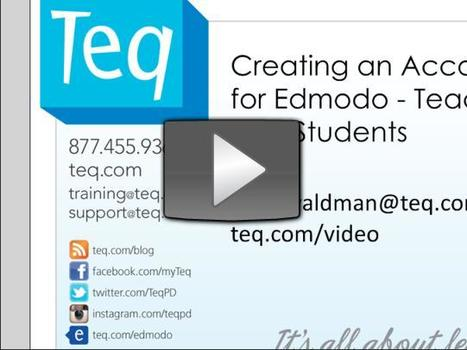 7 Steps on How to Use the New Edmodo - Teq Blog | Into the Driver's Seat | Scoop.it