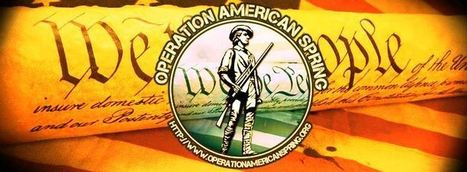 Operation American Spring, Restoring the Constitution of The United States of America | Global Freedom Movements Today | Scoop.it