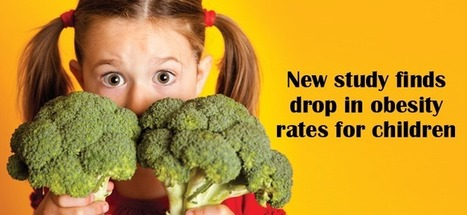 New study finds drop in obesity rates for children | Healthcare IT | Scoop.it