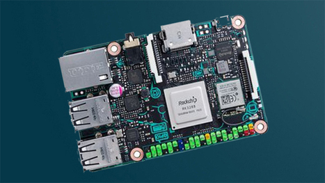 Asus' Tinker Board supports 4K and is Kodi-ready – meet the newest Raspsberry Pi rival | Raspberry Pi | Scoop.it
