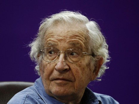 Noam Chomsky: America is a terrified country | Business News - Worldwide | Scoop.it
