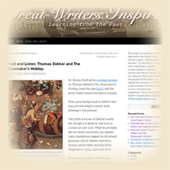 Great Writers: Inspirational literature from the University of Oxford   Curriculum Resources   Scoop.it