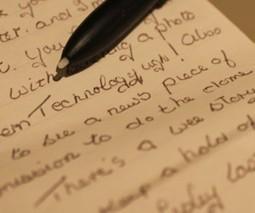 The future of handwriting   educacion-y-ntic   Scoop.it