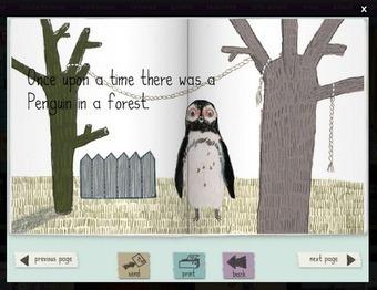 Free Technology for Teachers: Picture Book Maker - Create Children's Stories | Edu-Recursos 2.0 | Scoop.it