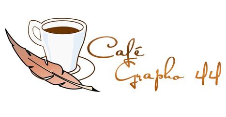 Réalisation Identité visuelle pour le Café Gapho 44 - By Imag'in Créa Graph | Imagincreagraph.com | Scoop.it