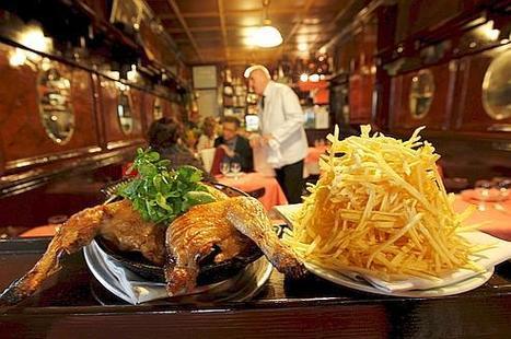 Le test des meilleurs poulets rôtis de Paris | Gastronomie et alimentation pour la santé | Scoop.it