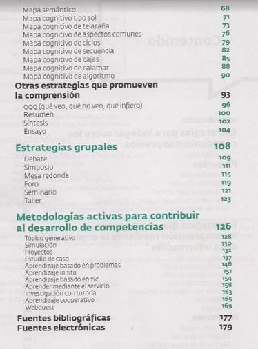 Estrategias de enseñanza-aprendizaje. Docencia universitaria basada en competencias. Libro de Julio Herminio Pimienta Prieto | Psicología del Aprendizaje | Scoop.it