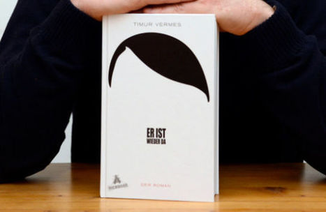 Un roman comique sur Hitler s'arrache en Allemagne | Edition | Scoop.it