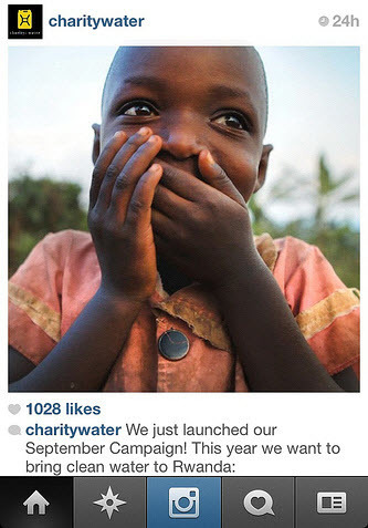 Is Instagram useful for nonprofit marketing? | Visual Content Strategy | Scoop.it