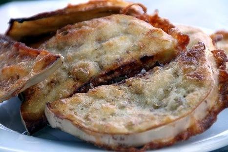 Recette de gratin d'aubergines, veau, oignons, tomates | Recettes de cuisine maison | Scoop.it