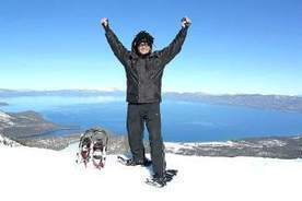 South Tahoe resident hikes Pacific Crest Trail for diabetes research - Tahoe Daily Tribune | Diabetes Social Media | Scoop.it