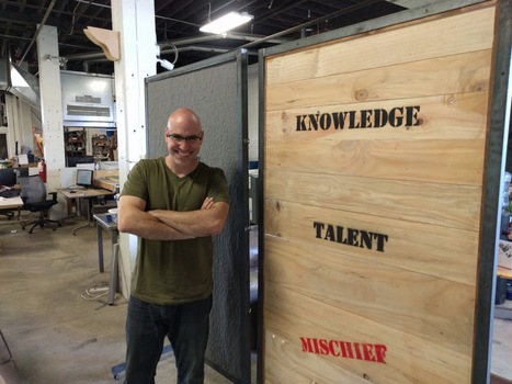 How Makers Can Catalyze a Manufacturing Renaissance | Make: | Rise of the Fourth Economy | Scoop.it