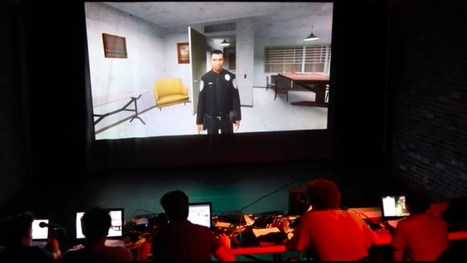 How Video Game Theatre Sparks New Life into the Classics | teaching with technology | Scoop.it