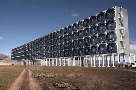 Carbon Engineering : un mur qui purifie l'air et produit du carburant | Solutions alternatives pour un monde en transition | Scoop.it