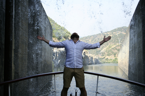 'Dourochap' - Tom Harrow visits Douro | The Douro Index | Scoop.it